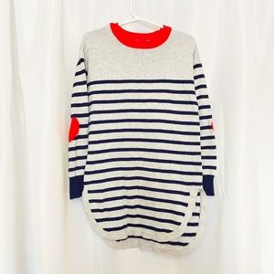 George Girl's Striped Sweater Size M